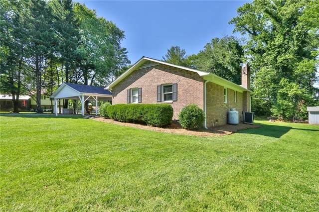 676 Country Club Drive, State Road, NC 28676 (MLS #979666) :: Ward & Ward Properties, LLC
