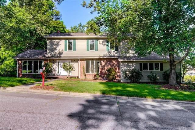 1019 Shenandoah Drive, High Point, NC 27262 (MLS #979714) :: Berkshire Hathaway HomeServices Carolinas Realty