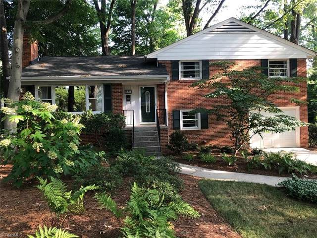611 Catalina Drive, Greensboro, NC 27403 (MLS #979903) :: Ward & Ward Properties, LLC