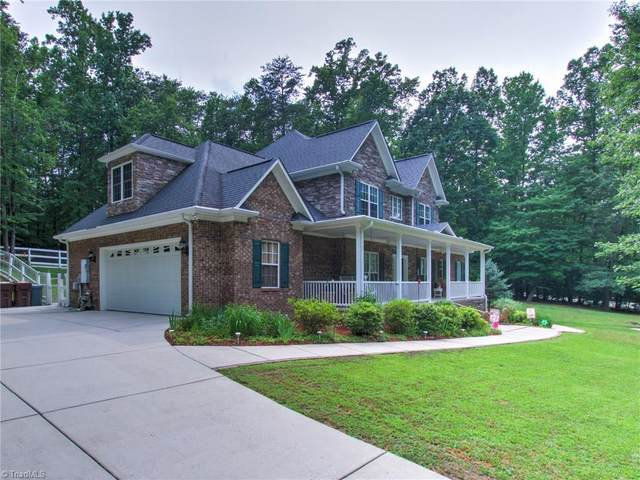 6319 Cape Wedgewood Circle, Browns Summit, NC 27214 (#980064) :: Premier Realty NC