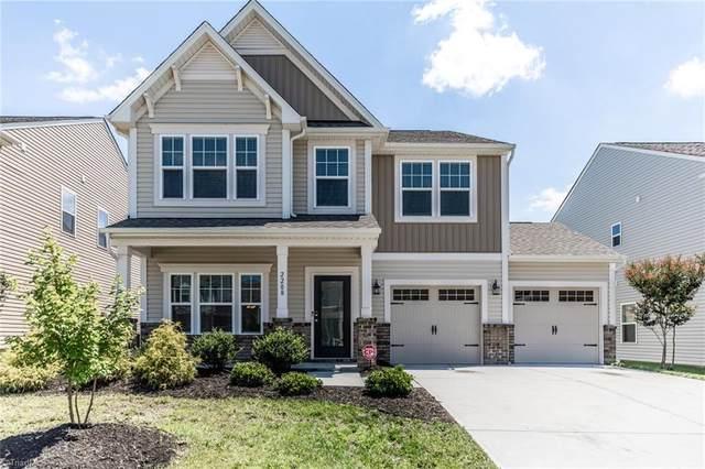 2208 Osprey Lane, Mcleansville, NC 27301 (MLS #980346) :: Lewis & Clark, Realtors®