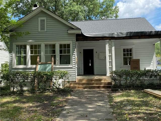 1000 Guilford Avenue, Greensboro, NC 27401 (MLS #980390) :: Berkshire Hathaway HomeServices Carolinas Realty