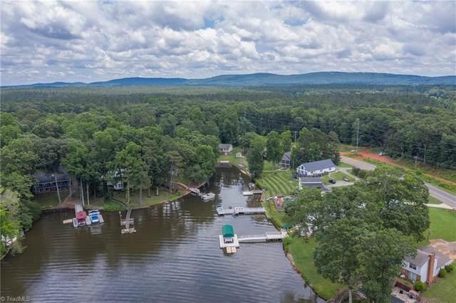 129 Point Harbor Road, Lexington, NC 27292 (MLS #980434) :: Berkshire Hathaway HomeServices Carolinas Realty