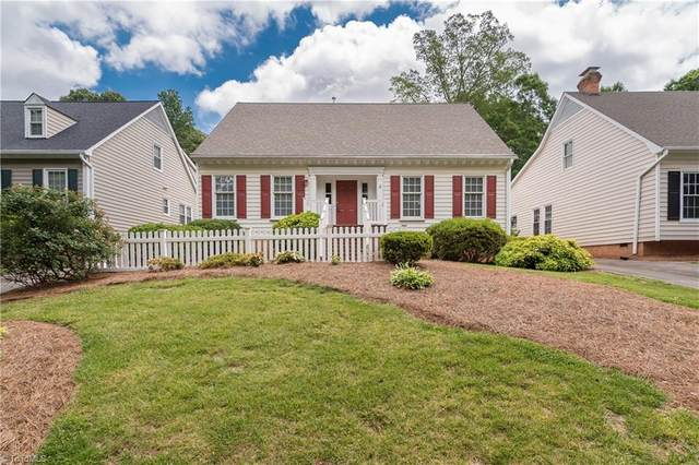 119 Wellesborough Road, Winston Salem, NC 27104 (MLS #980474) :: Ward & Ward Properties, LLC