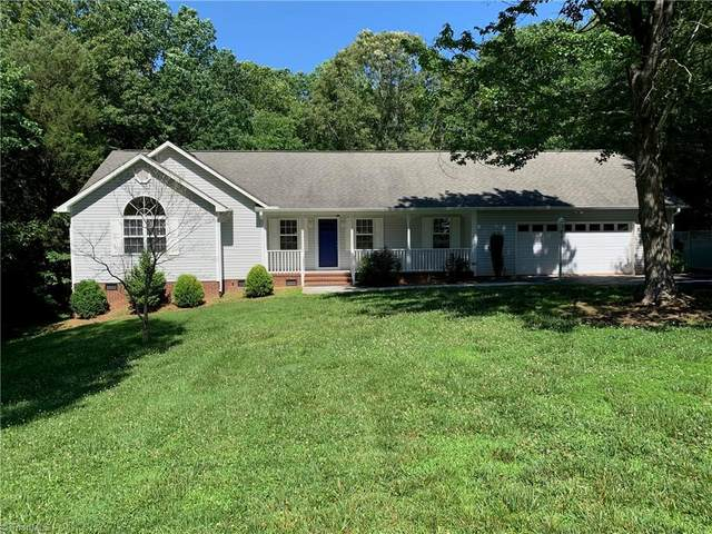 298 Hunt Master Trail, Asheboro, NC 27205 (MLS #980739) :: Ward & Ward Properties, LLC