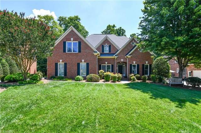 5008 Casting Way, Greensboro, NC 27455 (MLS #980961) :: Ward & Ward Properties, LLC