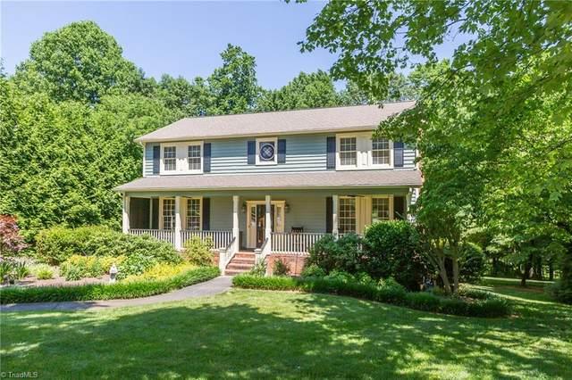621 Timberview Drive, Kernersville, NC 27284 (MLS #981008) :: Berkshire Hathaway HomeServices Carolinas Realty