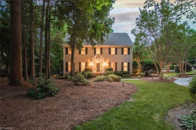 3800 Waldenbrook Road, Greensboro, NC 27407 (MLS #981035) :: Berkshire Hathaway HomeServices Carolinas Realty