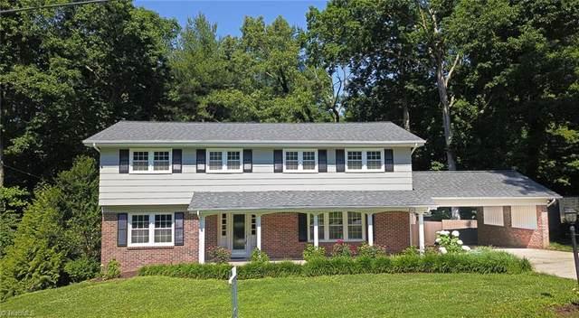 514 Finley Street, North Wilkesboro, NC 28659 (MLS #981276) :: Ward & Ward Properties, LLC