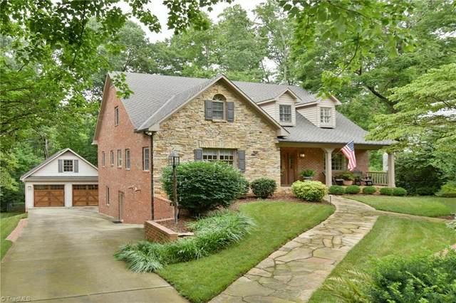 2519 Woodbine Road, Winston Salem, NC 27104 (MLS #981286) :: Berkshire Hathaway HomeServices Carolinas Realty
