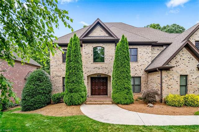 3973 Burning Tree Lane, Winston Salem, NC 27106 (MLS #981513) :: Ward & Ward Properties, LLC