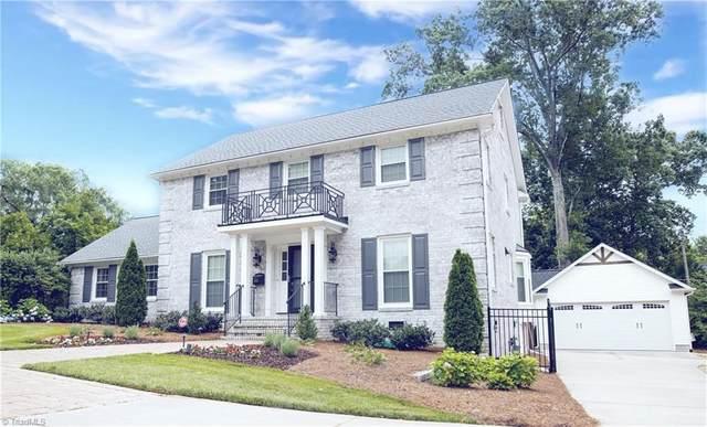 2303 W Market Street, Greensboro, NC 27403 (MLS #981526) :: Berkshire Hathaway HomeServices Carolinas Realty