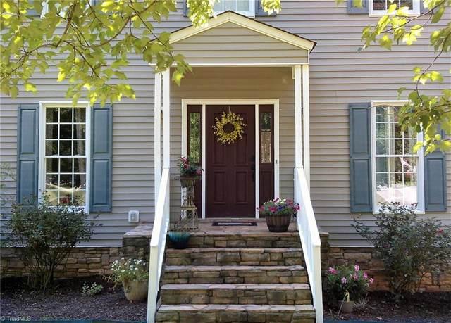 8107 Lariat Drive, Summerfield, NC 27358 (MLS #981738) :: Berkshire Hathaway HomeServices Carolinas Realty