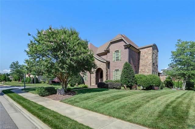 1201 Mosley Road, Greensboro, NC 27455 (MLS #981972) :: Ward & Ward Properties, LLC