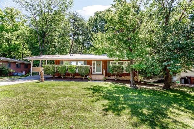 1112 Pender Lane, Greensboro, NC 27408 (MLS #983235) :: Ward & Ward Properties, LLC