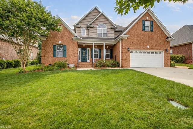 1015 Muirfield Avenue, Clemmons, NC 27012 (MLS #983562) :: Greta Frye & Associates | KW Realty Elite