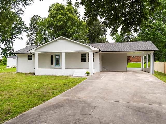 211 Tarheel Drive, Archdale, NC 27263 (MLS #983622) :: Berkshire Hathaway HomeServices Carolinas Realty