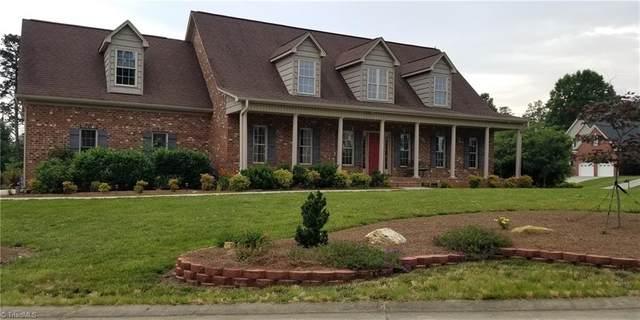 194 Southern Woods Drive, Winston Salem, NC 27107 (#983702) :: Premier Realty NC