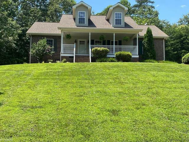 141 Autumn Place Lane, North Wilkesboro, NC 28659 (MLS #983964) :: Ward & Ward Properties, LLC