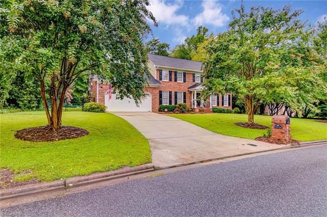 203 Westgate Drive, Greensboro, NC 27407 (MLS #984013) :: Greta Frye & Associates | KW Realty Elite