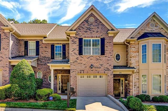 40 Cherine Way, Greensboro, NC 27410 (MLS #984246) :: HergGroup Carolinas | Keller Williams