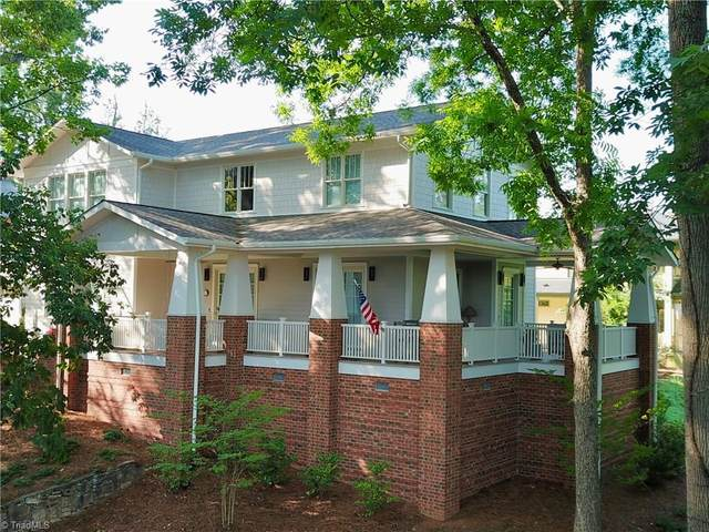 292 Glade View Court, Winston Salem, NC 27101 (MLS #984342) :: Ward & Ward Properties, LLC