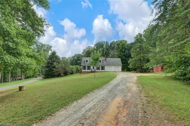 233 Rock Spring Drive, Reidsville, NC 27320 (MLS #984508) :: Berkshire Hathaway HomeServices Carolinas Realty