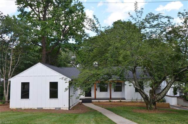 1836 Sussex Lane, Winston Salem, NC 27104 (MLS #984552) :: Berkshire Hathaway HomeServices Carolinas Realty