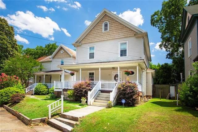 704 Brookstown Avenue, Winston Salem, NC 27101 (MLS #984568) :: Ward & Ward Properties, LLC