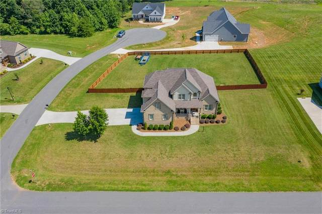 2901 Bishopsgate Way, Browns Summit, NC 27214 (MLS #984580) :: Ward & Ward Properties, LLC