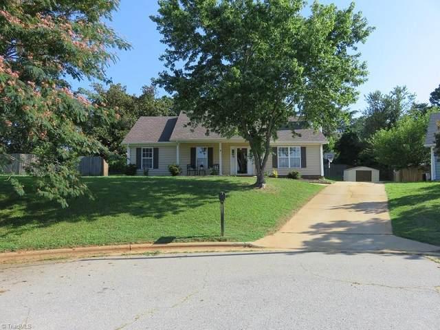 3 Landry Court, Greensboro, NC 27405 (MLS #984810) :: Berkshire Hathaway HomeServices Carolinas Realty