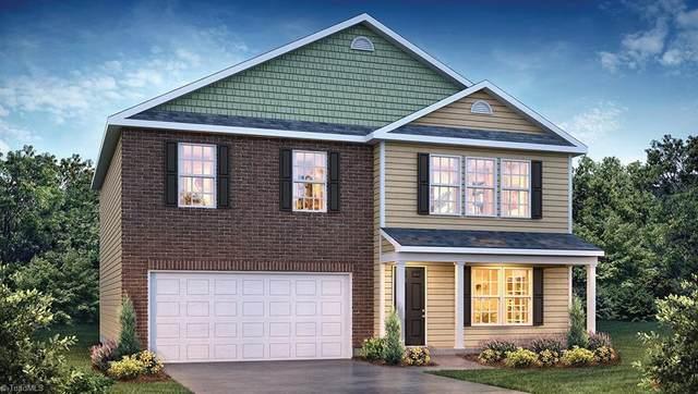 5008 Black Forest Drive #135, Greensboro, NC 27405 (MLS #984891) :: Berkshire Hathaway HomeServices Carolinas Realty