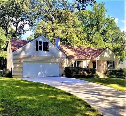 112 Wedgedale Avenue, Greensboro, NC 27403 (#984926) :: Premier Realty NC