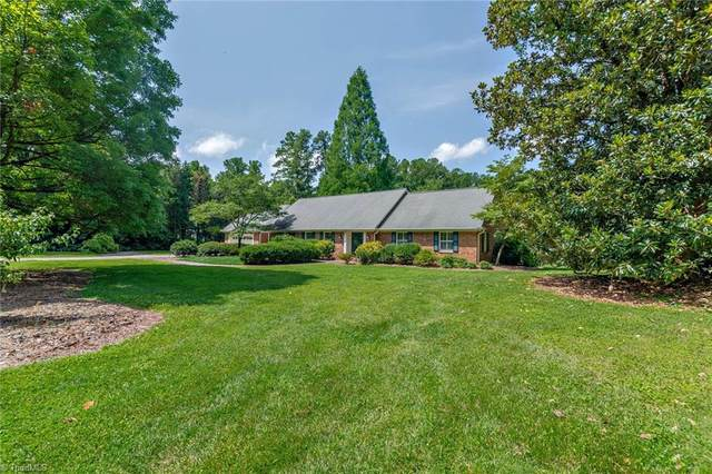 903 Country Club Drive, Lexington, NC 27292 (MLS #984940) :: Berkshire Hathaway HomeServices Carolinas Realty