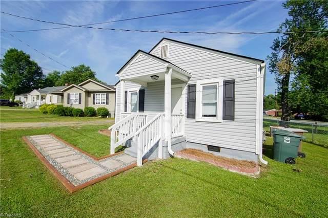 1013 Huffine Mill Road, Greensboro, NC 27405 (MLS #985405) :: Team Nicholson