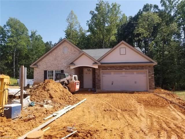 3807 Rutherford Court #9, Winston Salem, NC 27106 (MLS #985411) :: Berkshire Hathaway HomeServices Carolinas Realty