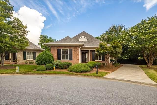 3910 Copperfield Ridge Court, Winston Salem, NC 27106 (MLS #985641) :: Ward & Ward Properties, LLC