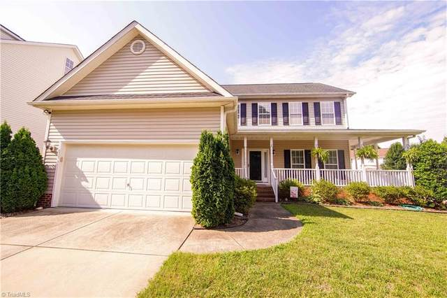 6421 Woodmont Road, Jamestown, NC 27282 (MLS #985853) :: Ward & Ward Properties, LLC