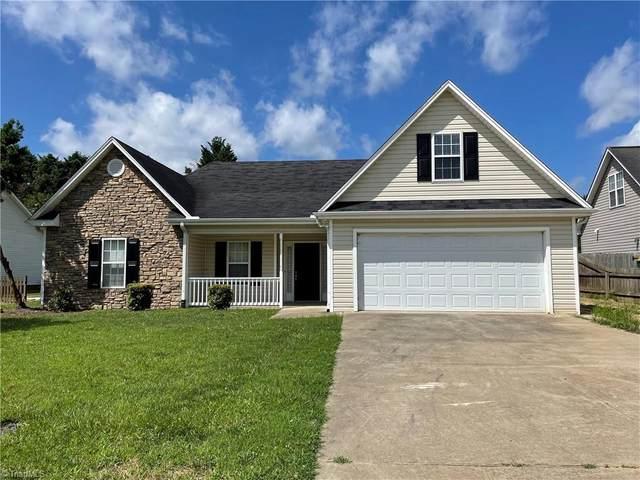 1742 Spring Path Trail, Clemmons, NC 27012 (MLS #985889) :: Ward & Ward Properties, LLC