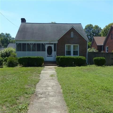 2013 Fernwood Drive, Greensboro, NC 27408 (#987356) :: Premier Realty NC