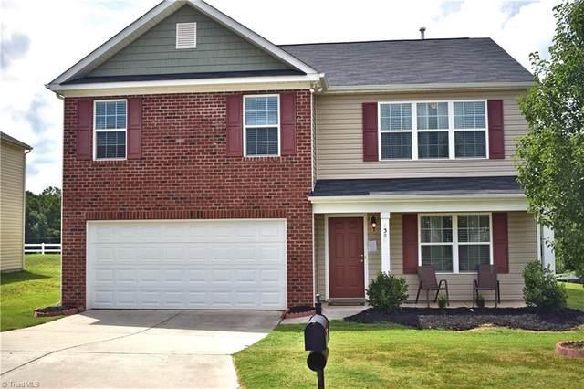 1380 Aurora Glen Drive, Rural Hall, NC 27045 (MLS #987560) :: Ward & Ward Properties, LLC
