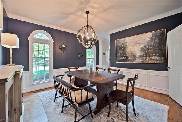 4105 Greenvale Court, Winston Salem, NC 27104 (MLS #988211) :: Ward & Ward Properties, LLC