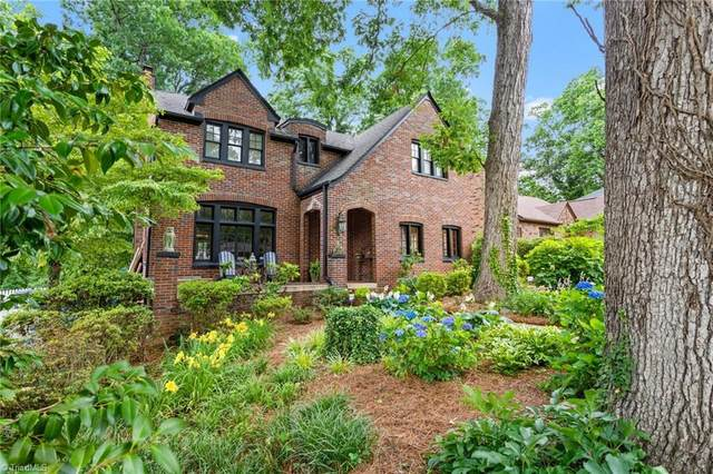 611 Colonial Drive, High Point, NC 27262 (#988548) :: Premier Realty NC