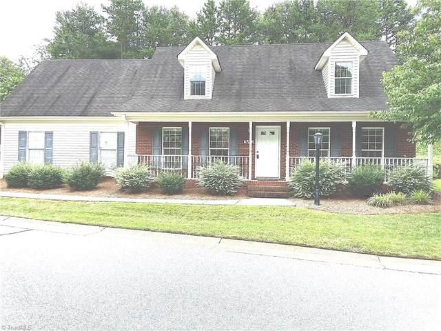 5160 Old Plantation Circle, Winston Salem, NC 27104 (MLS #988609) :: Ward & Ward Properties, LLC