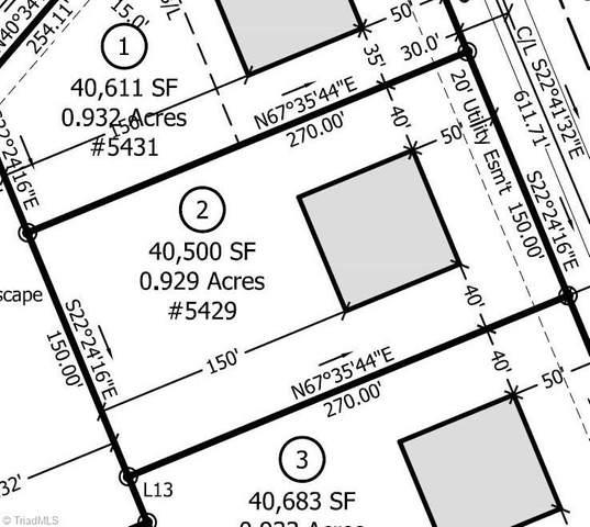5429 Union Grove Road, Oak Ridge, NC 27310 (MLS #989038) :: Lewis & Clark, Realtors®