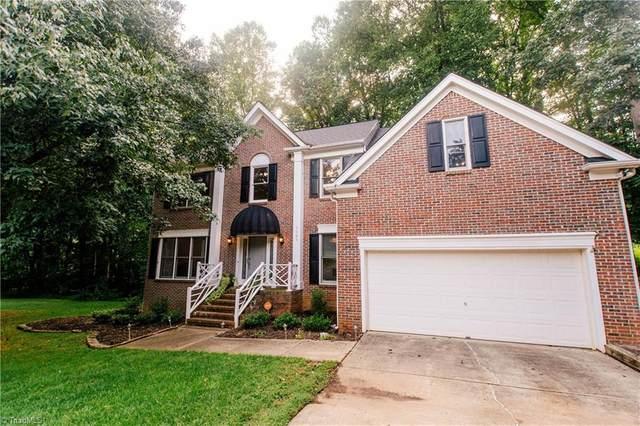 5503 Turtle Cove Court, Greensboro, NC 27410 (#989063) :: Premier Realty NC