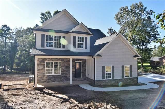 3706 Rockingham Road S, Greensboro, NC 27407 (MLS #989247) :: Ward & Ward Properties, LLC