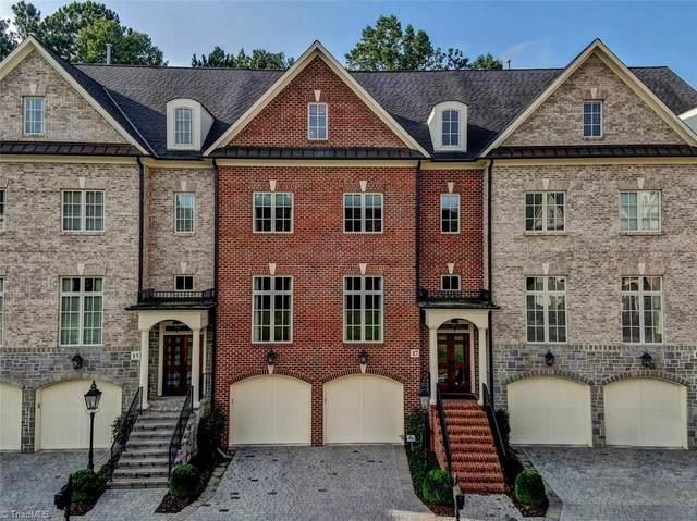 17 Old Saybrook Drive, Greensboro, NC 27455 (MLS #990171) :: Berkshire Hathaway HomeServices Carolinas Realty