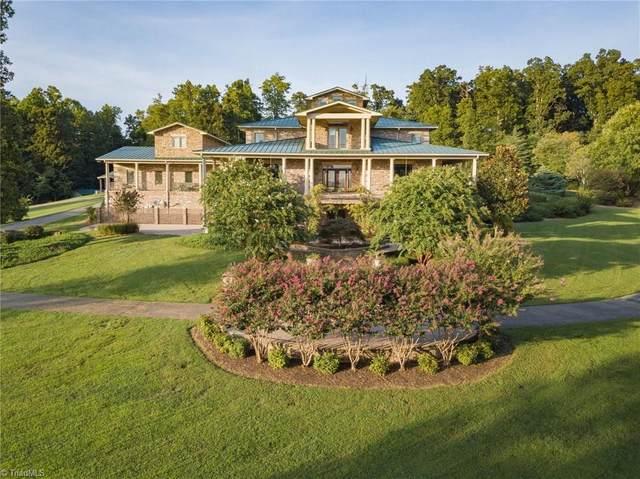 1525 Blythe Drive, Thomasville, NC 27360 (MLS #992678) :: Berkshire Hathaway HomeServices Carolinas Realty