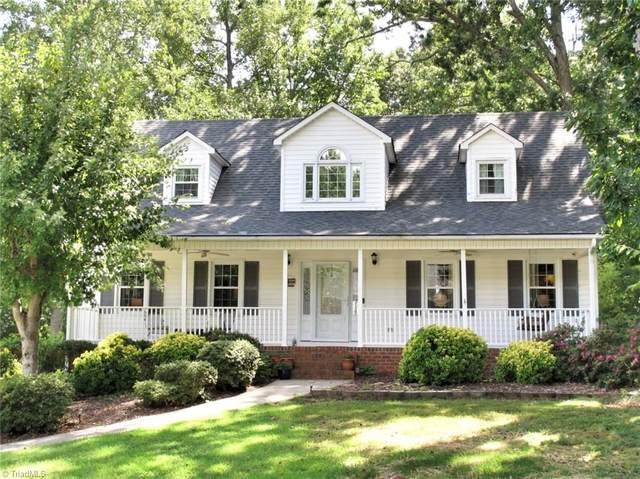 1100 Bent Grass Lane, Winston Salem, NC 27127 (#992886) :: Premier Realty NC